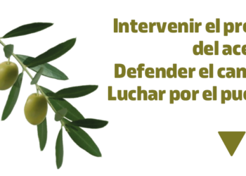 Campaña en Defensa del Olivar Tradicional