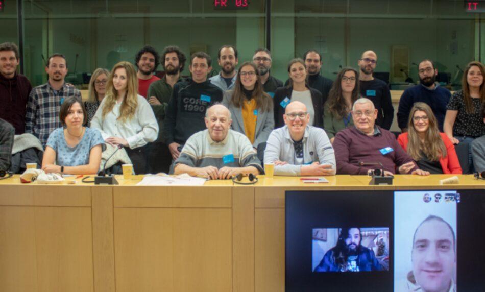 Izquierda Unida pone en marcha IU Global para facilitar la participación directa de toda la militancia en el exterior sin una asamblea local cercana