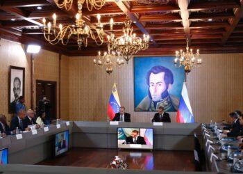 Discurso del Ministro de Asuntos Exteriores de la Federación de Rusia, Serguéi Lavrov, ofrecido durante su reunión con los representantes de la Mesa de Diálogo Nacional de Venezuela, Caracas, 7 de febrero de 2020