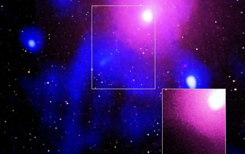 La mayor explosión en la historia del universo