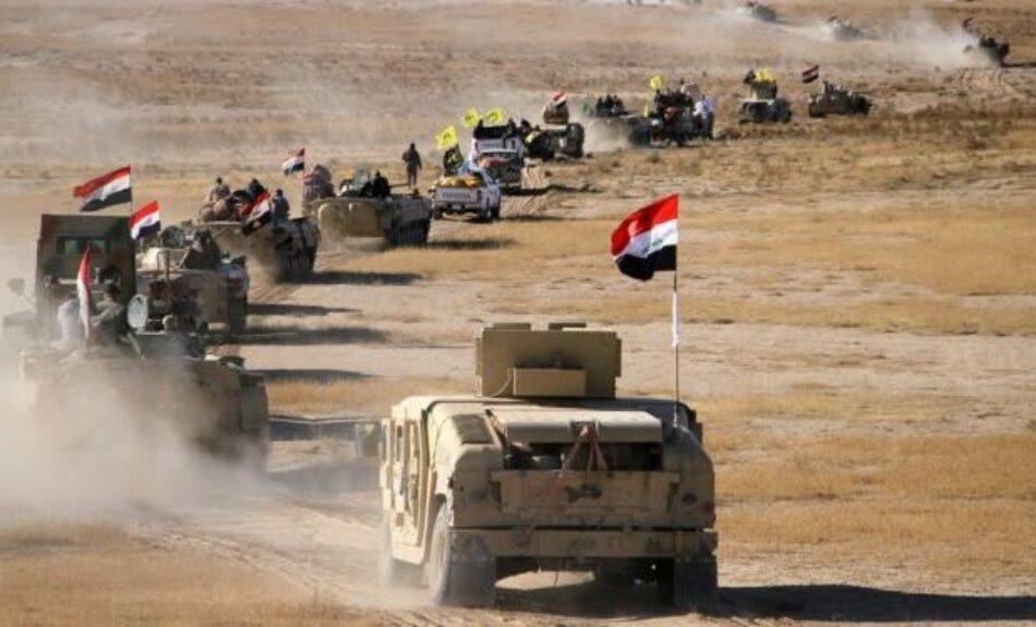 Irak. Las Fuerzas Armadas iraquíes lanzan la mayor operación contra el Daesh en la provincia de Al Anbar