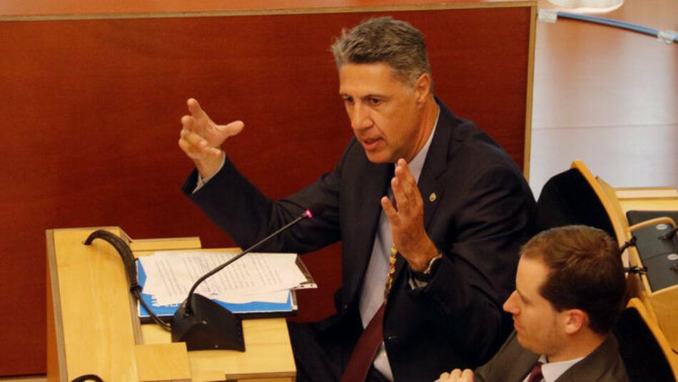 En Comú Podem proposa al ple reprovar Xavier Garcia Albiol per masclista i racista