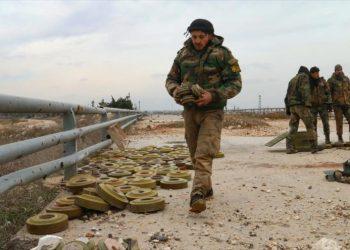 El gobierno de Siria reabre carretera Alepo-Damasco tras ocho años de guerra
