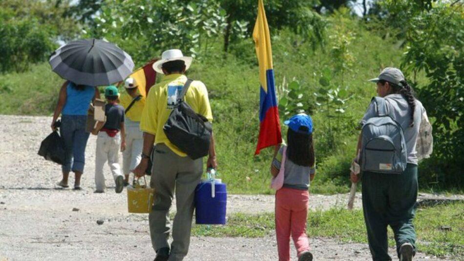 Enfrentamientos armados causan miles de desplazamientos en Nariño, Colombia