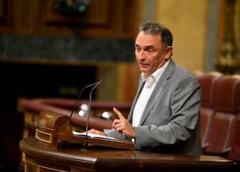 """Enrique Santiago anima a la ministra de Exteriores a """"recuperar el papel privilegiado de España en Latinoamérica"""" y a que supere la """"irresponsable política exterior"""" del PP"""