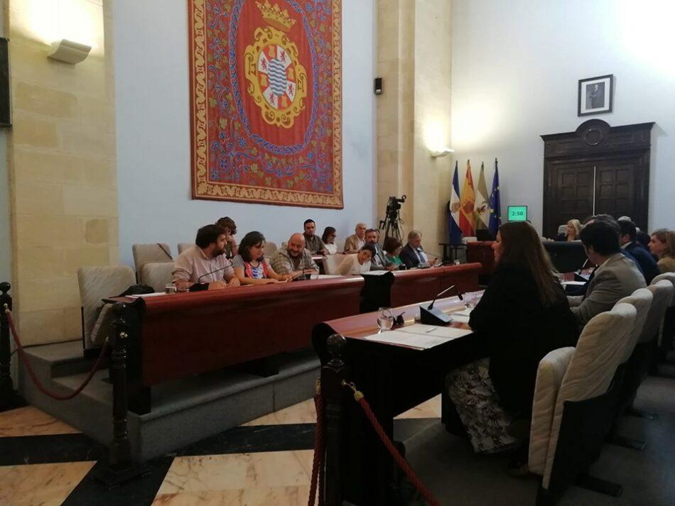 """Adelante volverá a reivindicar que el Ayuntamiento de Jerez se adhiera a la """"querella argentina"""" contra los crímenes del franquismo"""