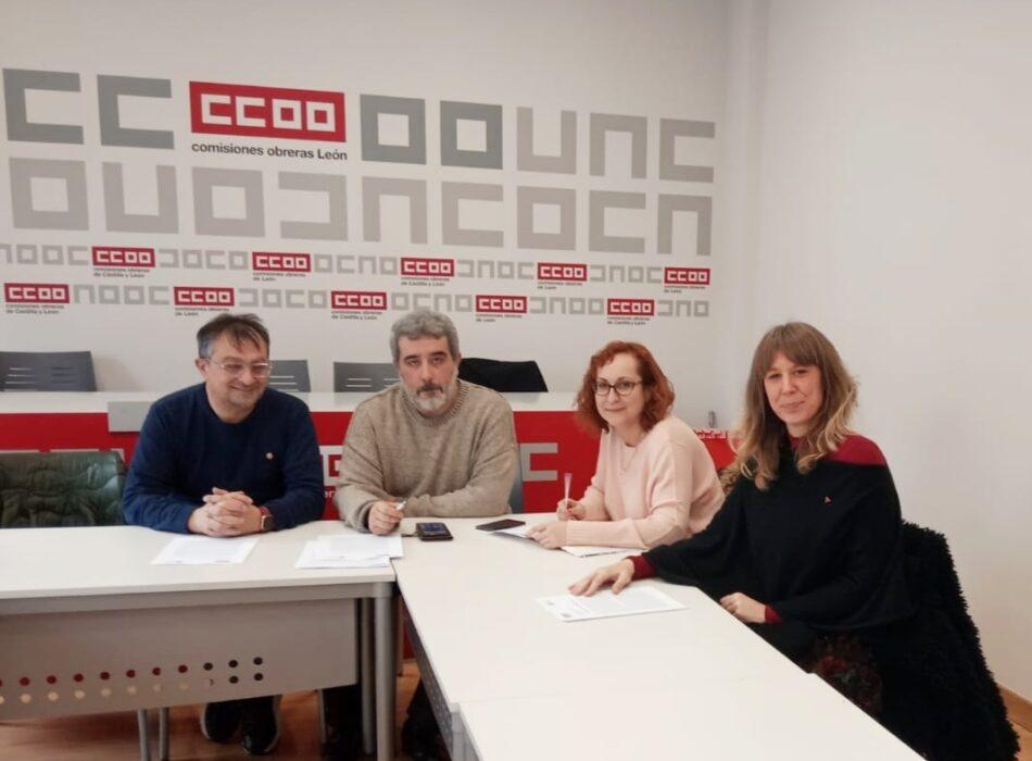 IU León manifiesta su total apoyo a la movilización en las principales ciudades de la provincia ante el desmantelamiento de los sectores productivos