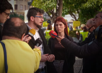 CNT consigue que se reconozca la relación laboral de los 217 repartidores de GLOVO en Córdoba