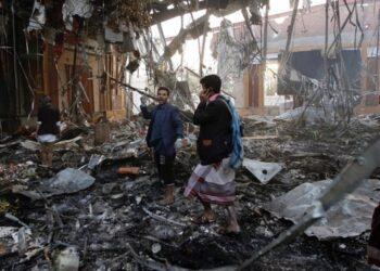 Decenas de muertos y heridos por ataques en gobernación yemení de Yauf