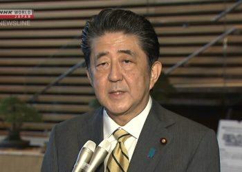 Shinzo Abe desmiente la escasez de papel higiénico en Japón por el bloqueo causado por el Covid-19