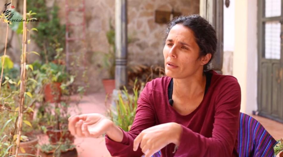 Entrevista en Chiapas, a Vanessa Pérez Gordillo: «La dictadura del coaching I»
