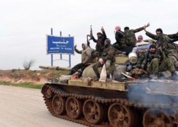 Sirios celebran liberación total de Alepo por parte del Ejército