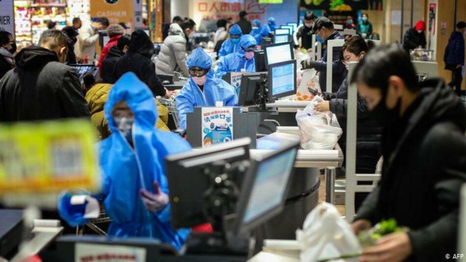 Aumenta a a 1.523 la cifra de muertos por el nuevo coronavirus en la China continental