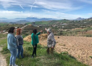 Adelante Andalucía avisa de que el proyecto de macroparque fotovoltaico de El Torcal será perjudicial para el desarrollo de la zona