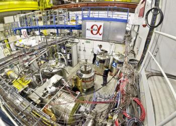 Un experimento del CERN mide nuevos efectos cuánticos en la antimateria