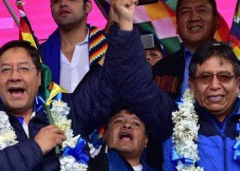 Bolivia. El fin del miedo