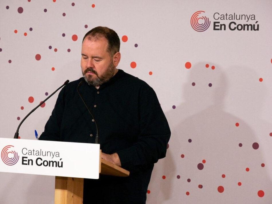 Mena: «La pregunta de les properes eleccions és: quin és el Govern que volem que lideri la nova etapa de diàleg amb l'Estat»