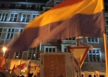 IU Berlín condena el atentado terrorista en Hanau
