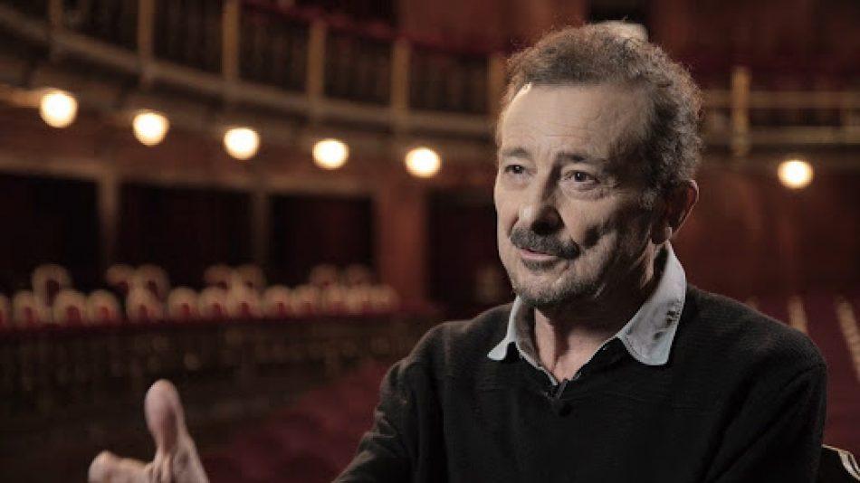 Los Premios García Caparrós homenajean mañana la trayectoria profesional del actor andaluz Juan Diego en su VI gala