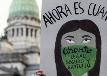 El aborto vuelve a las calles de Argentina el 19F, el feminismo también