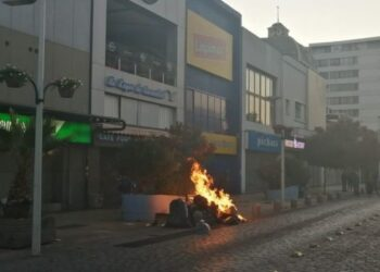 Chile. «Viña despertó»: Se reprodujeron las protestas en la segunda noche del Festival