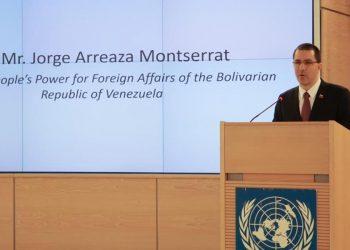 Intervención del canciller Jorge Arreaza en 43 Sesión Ordinaria del Consejo de DDHH de la ONU