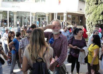 """Willy Toledo absuelto en su juicio por """"ofensas a los sentimientos religiosos"""""""