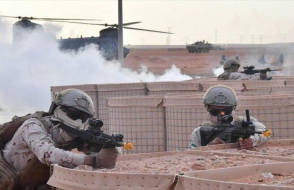 EEUU y Emiratos realizan maniobras militares pese a COVID-19