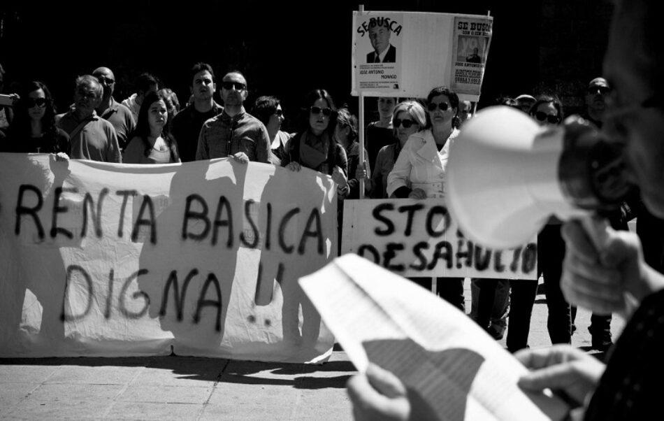 APDHA alerta sobre un conflicto social por la carencia de ingresos mínimos en la economía informal