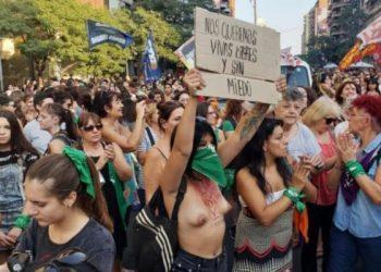 El 8M en Argentina: «La deuda es con nosotras y nosotres»