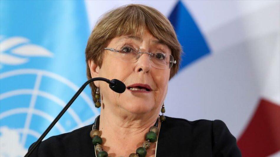 ONU pide levantamiento de sanciones contra Irán por COVID-19