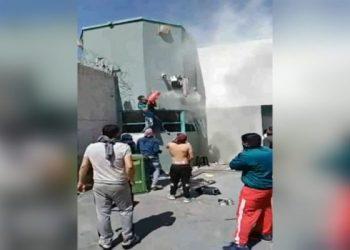 Duro testimonio de la madre de un preso de la Revuelta sobre lo ocurrido en la prisión de Santiago 1 (Chile)