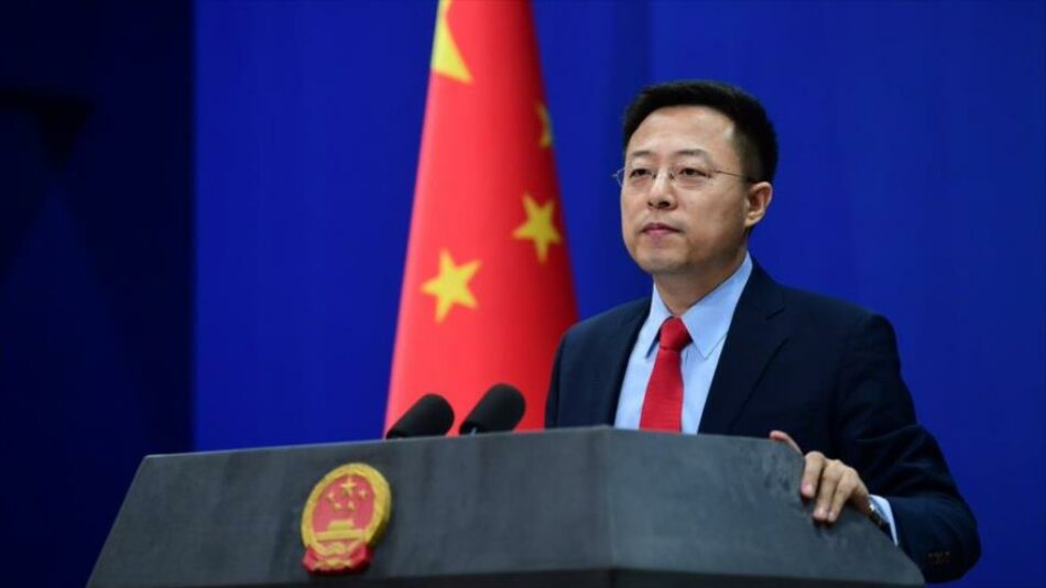 Pekín: Ejército de EEUU habría llevado coronavirus a China