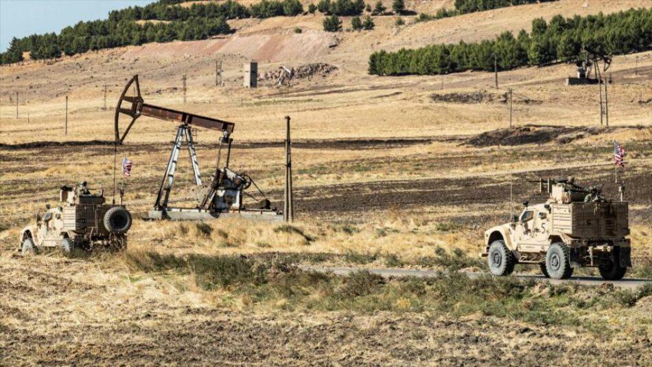 Fuerzas de EEUU irrumpen en campo petrolero controlado por Siria