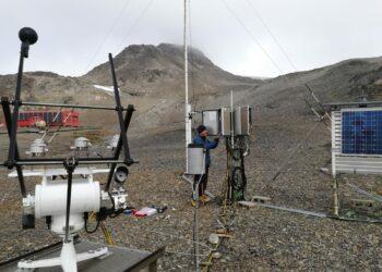 Finaliza un verano de récord en la Antártida