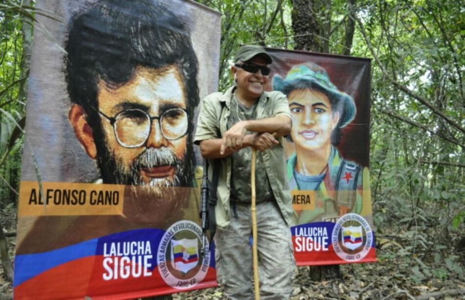 Colombia: Jesús Santrich: «Si muero lo haré combatiendo, no acribillado miserablemente por la guerra sucia»