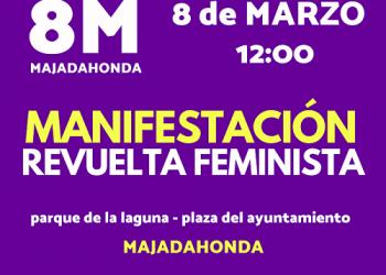 Majadahonda se prepara para su Revuelta Feminista