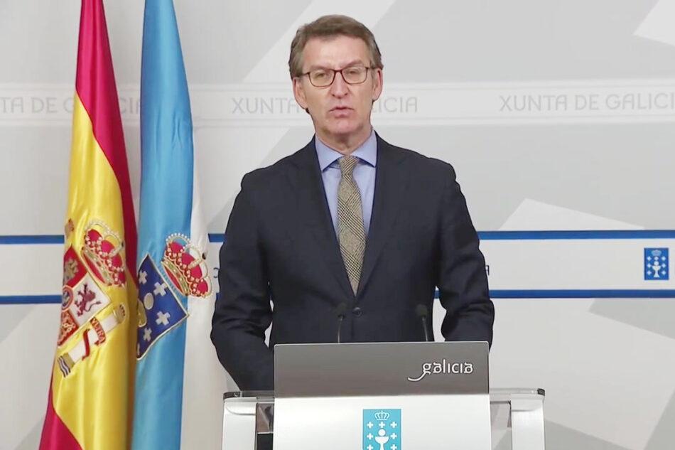 Los recortes sanitarios impuestos por Alberto Núñez Feijóo en la última década dejan a Galicia desprotegida ante el coronavirus