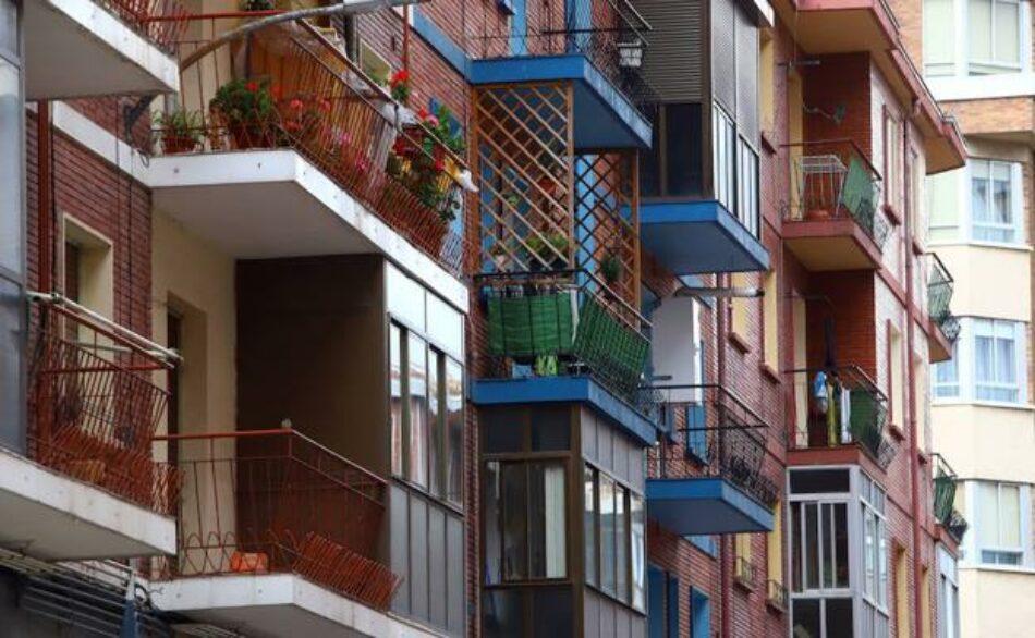 Federaciones de asociaciones vecinales de todo el Estado piden al Gobierno el cierre de los pisos turísticos durante el Estado de Alarma
