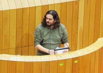 Antón Sánchez denuncia a inoperancia do Goberno Feijóo na crise do coronavirus e insiste na urxencia de medicalizar as residencias de maiores e dotalas de máis recursos materiais e humanos