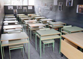 La Plataforma en Defensa do CEIP Frei Luís de Granada deja en evidencia las actuaciones de la Consellería de Educación en el único colegio público de Sarria