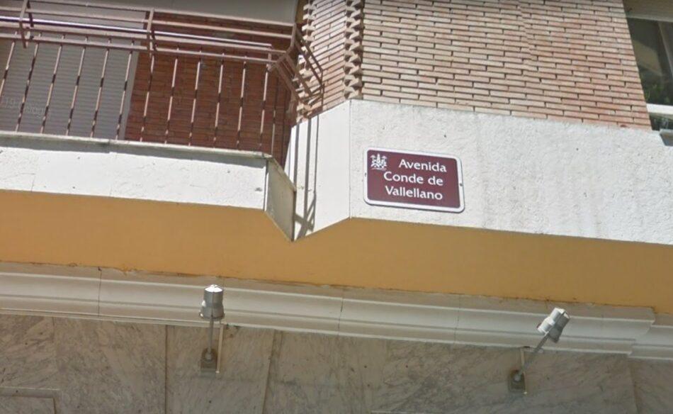 Adelante denuncia ante la Fiscalía al Gobierno local de Córdoba por vulnerar la Ley de Memoria Histórica