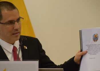 """Gobierno Bolivariano denunciará ante CPI solicitud de Iván Duque de """"sanciones más fuertes"""" contra Venezuela"""