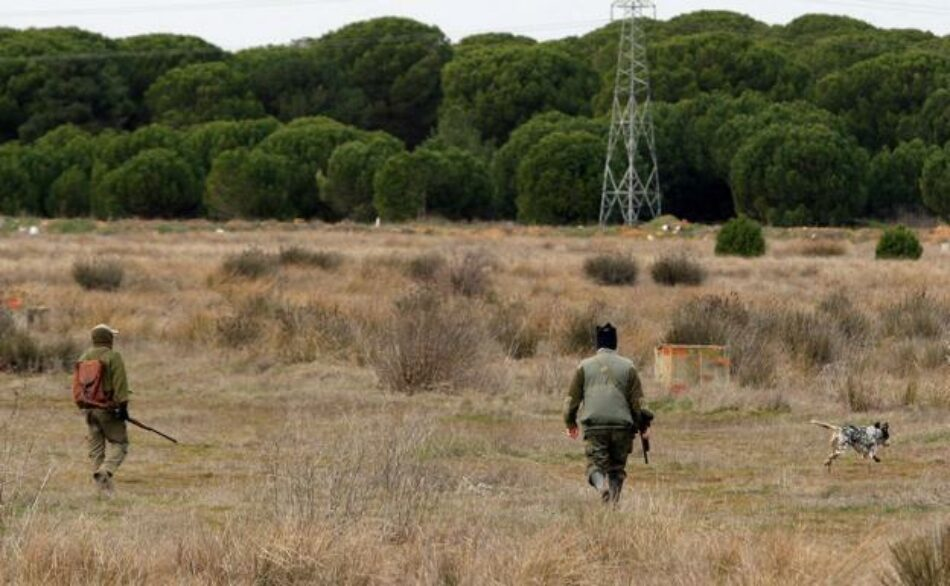 Unidas Podemos reclama a la Junta de Castilla y León que rectifique y retire la autorización de la caza en grupos de cuatro personas durante el estado de alarma
