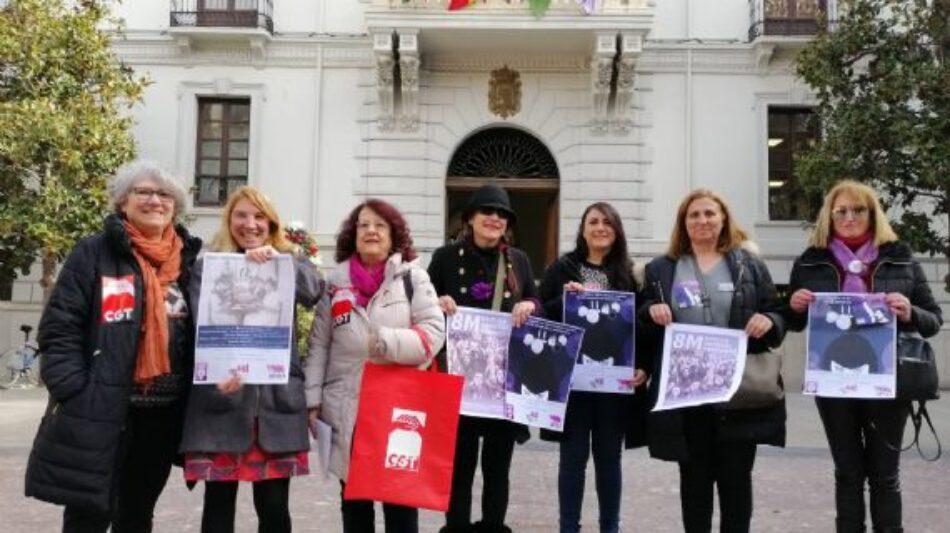 CGT lamenta la falta de respeto de la patronal a los servicios mínimos establecidos por decreto de las administraciones para la Huelga General del 8M en Andalucía