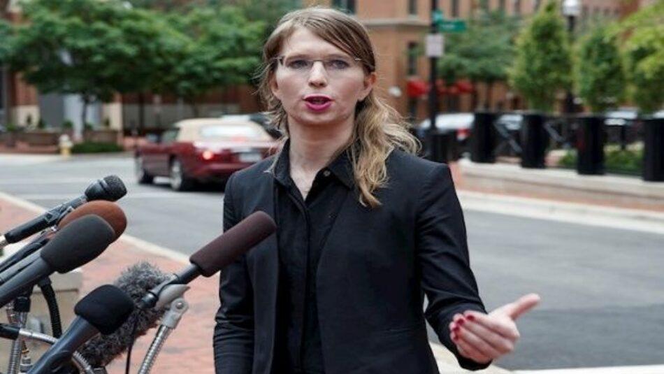 Juez de EE.UU. ordena liberación inmediata de Chelsea Manning