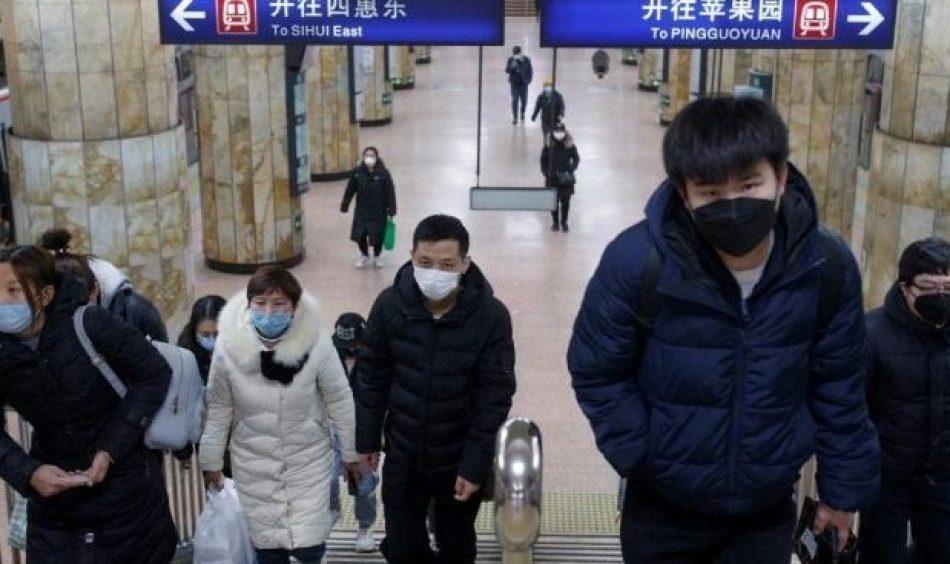 Coronavirus. Lecciones de China: No sólo hay que lavarse las manos, también el cerebro