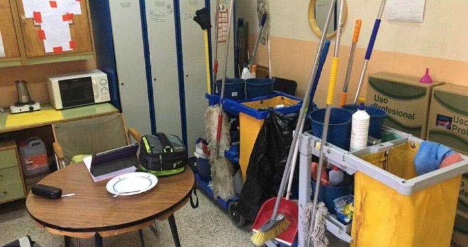 Adelante denuncia el incumplimiento de la prevención de riesgos sanitarios en diferentes colegios públicos de la ciudad de Sevilla