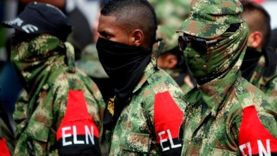 Colombia: el ELN declara cese al fuego del primero al 30 de abril ante coronavirus