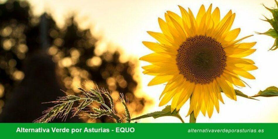 Verdes EQUO elige nuevos coportavoces en Asturias